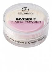 Pudr fixační Invisible Dermacol