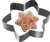 Forma na pečení/vykrajovátko vánoční hvězda Delícia Tescoma