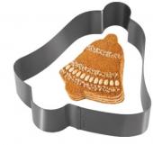 Forma na pečení/vykrajovátko vánoční zvoneček Delícia Tescoma