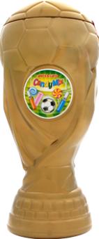 Pohár fotbalový se sladkostmi Sweets&Candy