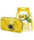 Fotoaparát Nikon CoolPix S33 Backpack KIT