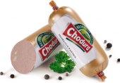 Paštika francouzská Beskydské uzeniny Chodura