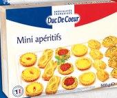 Jednohubky francouzské mražené Duc De Coeur