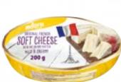 Francouzský sýr s bílou plísní Milkeria