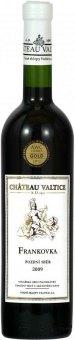 Víno Frankovka Chateau Valtice - pozdní sběr
