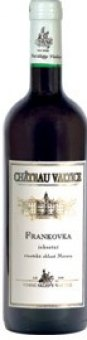 Víno Frankovka Chateau Valtice