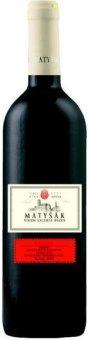Víno Frankovka modrá Vinařství Matyšák