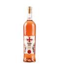 Víno Frankovka Rosé Templářské sklepy Čejkovice