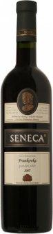 Víno Frankovka Seneca Zámecké vinařství Bzenec - pozdní sběr