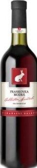 Víno Frankovka Vinařství Zaječí