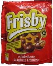 Ořechy v čokoládě Frisby Excelsior