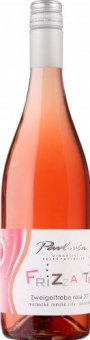 Frizzante Zweigeltrebe rosé Vinařství Pavlovín