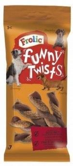 Pamlsky pro psy Funny Twists Frolic