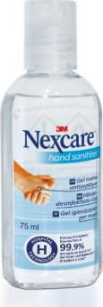 Gel antibakteriální Nexcare