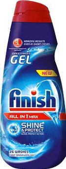 Gel do myčky Max Shine&Protect All in 1 Finish