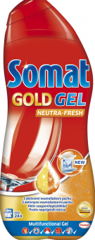 Gel do myčky Neutra fresh Gold Somat