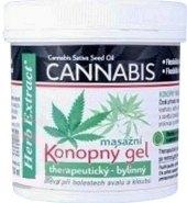 Gel masážní Herb Extract