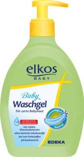 Mycí gel dětský Elkos