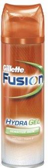 Gel na holení pánský Fusion Gillette