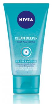 Gel pleťový čisticí hloubkový Clean Deeper Nivea