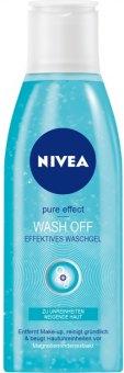 Gel pleťový čisticí jemný Wash Off Nivea