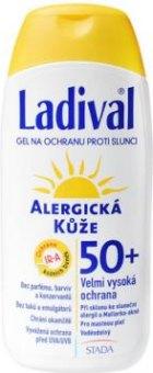 Gel pro alergickou kůži OF 50+ Ladival