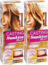 Gel pro postupné zesvětlení vlasů Casting Sunkiss Jelly L'Oréal