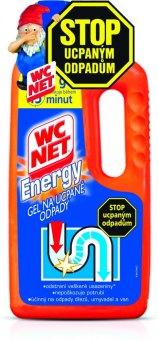 Čistič odpadů gelový Energy WC NET