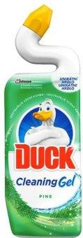 Gelový čistič WC Duck