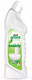 Gelový čistič WC Reál Green Clean