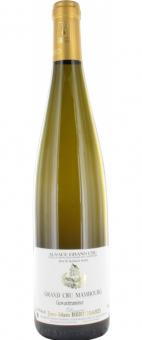Víno Gewurztraminer Grand Cru Mambourg Vin D'Alsace