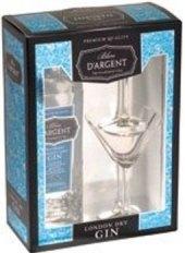Gin Blue D'argent dárkové balení