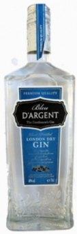 Gin Blue D'argent