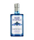 Gin Dry Blue Bottle