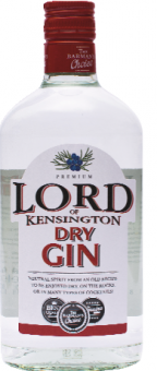 Gin Dry Lord of Kensington
