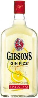 Gin Fizz Gibsons