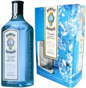 Gin Sapphire Bombay Spirits - dárkové balení