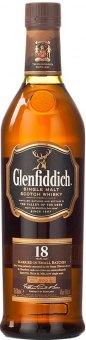 Whisky 18 YO Glenfiddich