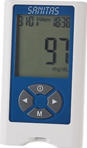 Glukometr Sanitas SGL 40 mmol/L