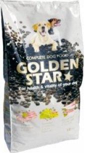 Granule pro psy Golden star Brit