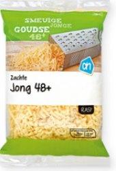 Sýr Gouda mladá  strouhaná  48% Basic