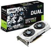 Grafická karta Asus Dual GeForce GTX 1060