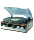 Gramofon s tunerem Soundmaster PL186H