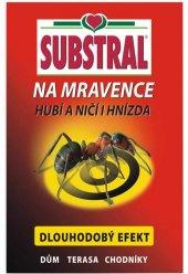 Přípravek proti mravencům granulát Substral