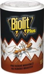 Přípravek proti mravencům granule Biolit