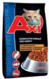 Granule pro kočky Axi