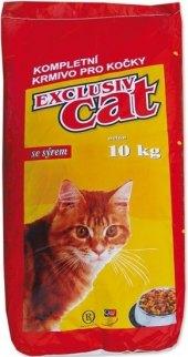 Granule pro kočky Delikan