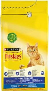Granule pro kočky Friskies