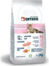 Granule pro kočky Kitten Ontario