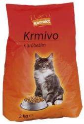 Granule pro kočky Korrekt